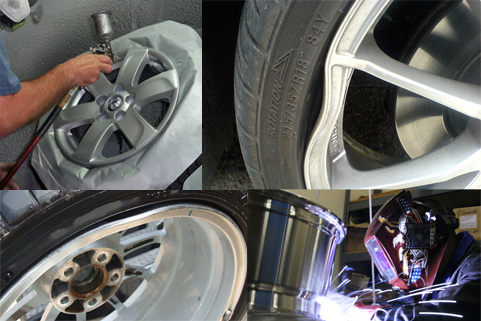 Rim Repair Cost >> Wheel Restoration Rim Restoration Rim Repair