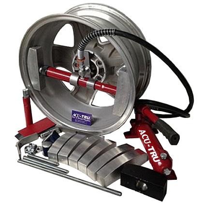 wheels repair machine
